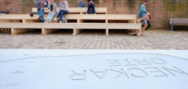 NeckarOrte – Erste Veranstaltung In Der Altstadt Am Neckarlauer Im Fokus Des Fotografen