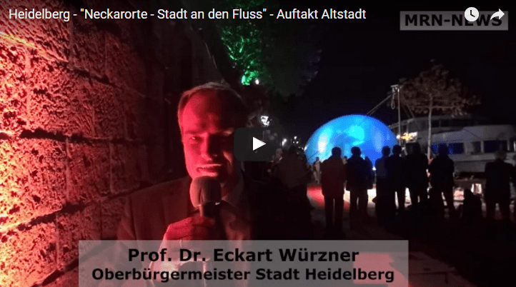 """MRN-News: Auftakt Zu """"NECKARORTE"""" In Der Altstadt"""