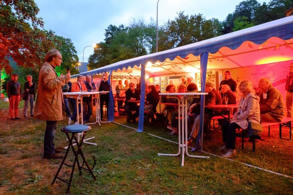 NECKARORTE – Zweite Veranstaltung In Schlierbach Im Fokus Des Fotografen