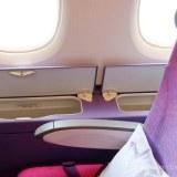 タイ航空A380の2階エコノミー 座席指定のおすすめシート! 成田~バンコクTG677便レポ