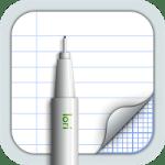 lori | 日記感覚で手書きメモが作成できる。ズームしてもきれいな線が描ける手書きノートアプリ