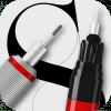 Tayasui Sketches 4.0 | 筆圧感知スタイラスペンに対応。Jot Touch 4でもなめらかな筆圧変化が楽しめる