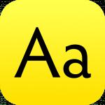 FondFont | Photoshop Touchなど特定のアプリでインストールしたフォントを使えるようにするアプリ
