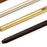 TOAST NO.1 SPECIAL l Apple Pencilが握りやすい木製の六角鉛筆になるステッカー (製品レビュー)
