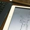 iPadお絵かきにApple Pencilとキーボードショートカットを使ってみる