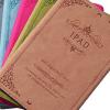 ポップエネルギー(Pop Energy) iPadケース | 魔法書のようなレトロデザインの手帳型iPadケース