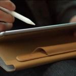 Pencil Snap | 磁石でiPad Proカバーに固定できるApple Pencil専用レザーケース