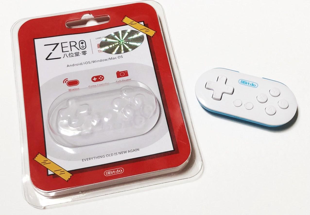 3bd302236d iPadで左手デバイスとして「8Bitdo ZERO GamePad」を使う方法と対応 ...