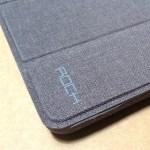 ROCK iPad miniケース ディフェンスシリーズ | 布製なのに驚きの耐久性と撥水加工を実現したファブリックなiPad miniケース[レビュー]