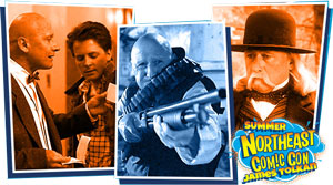 James Tolkan Summer Northeast Comic Con July 22-23 in Hanover MA