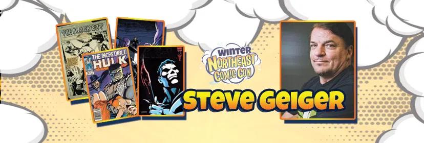 Meet Steve Geiger this Thanksgiving 2018