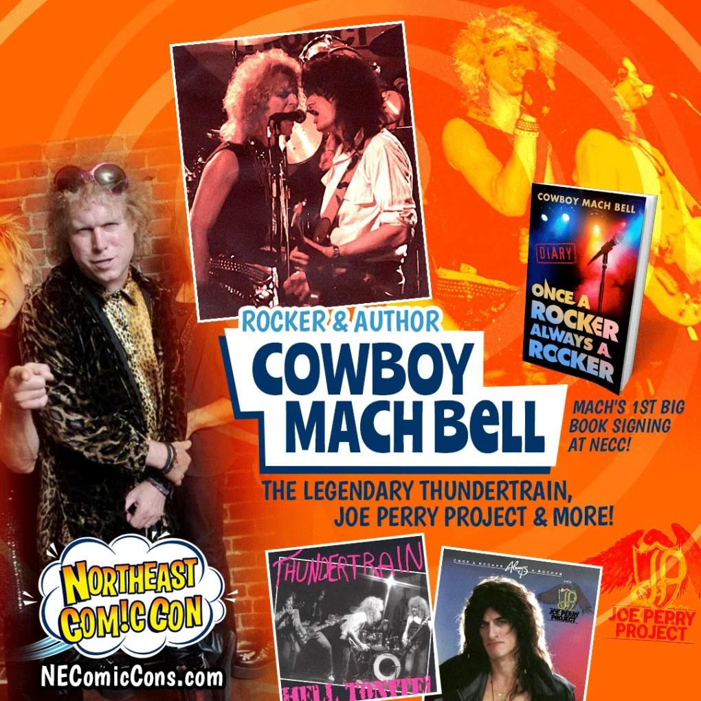 Cowboy MACH BELL - NOV. 26-28 show