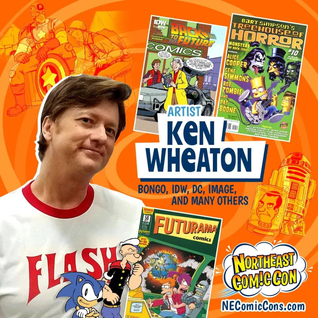 Ken Wheaton - Nov. 26-28, 2021 show