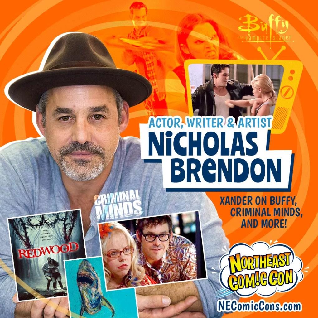 NICHOLAS BRENDON - NOV. 26-28 show