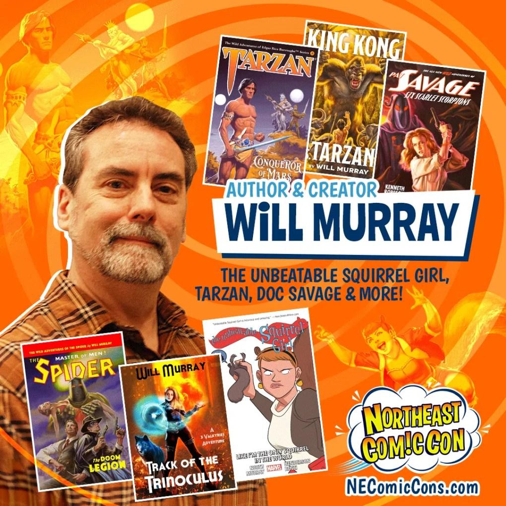 WILL MURRAY - NOV. 26-28 show