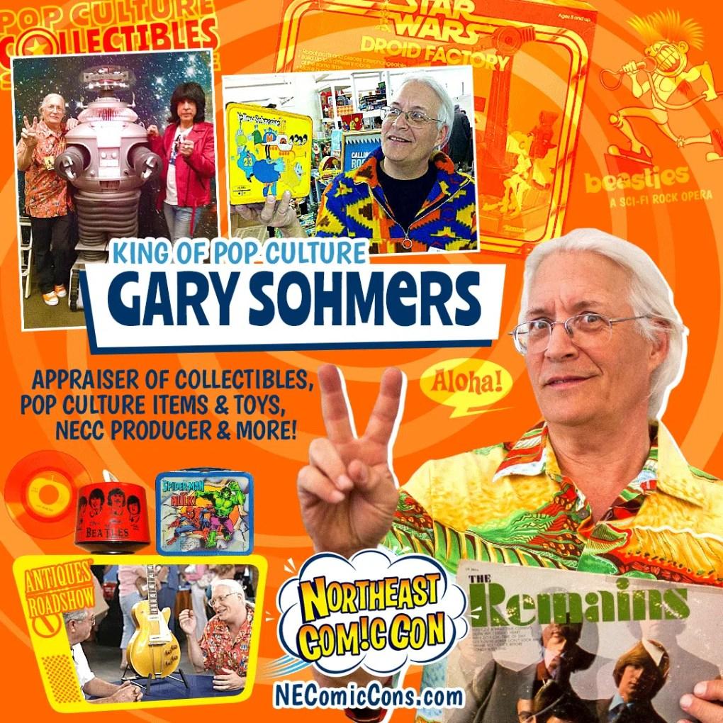 GARY SOHMERS - NOV. 26-28 show