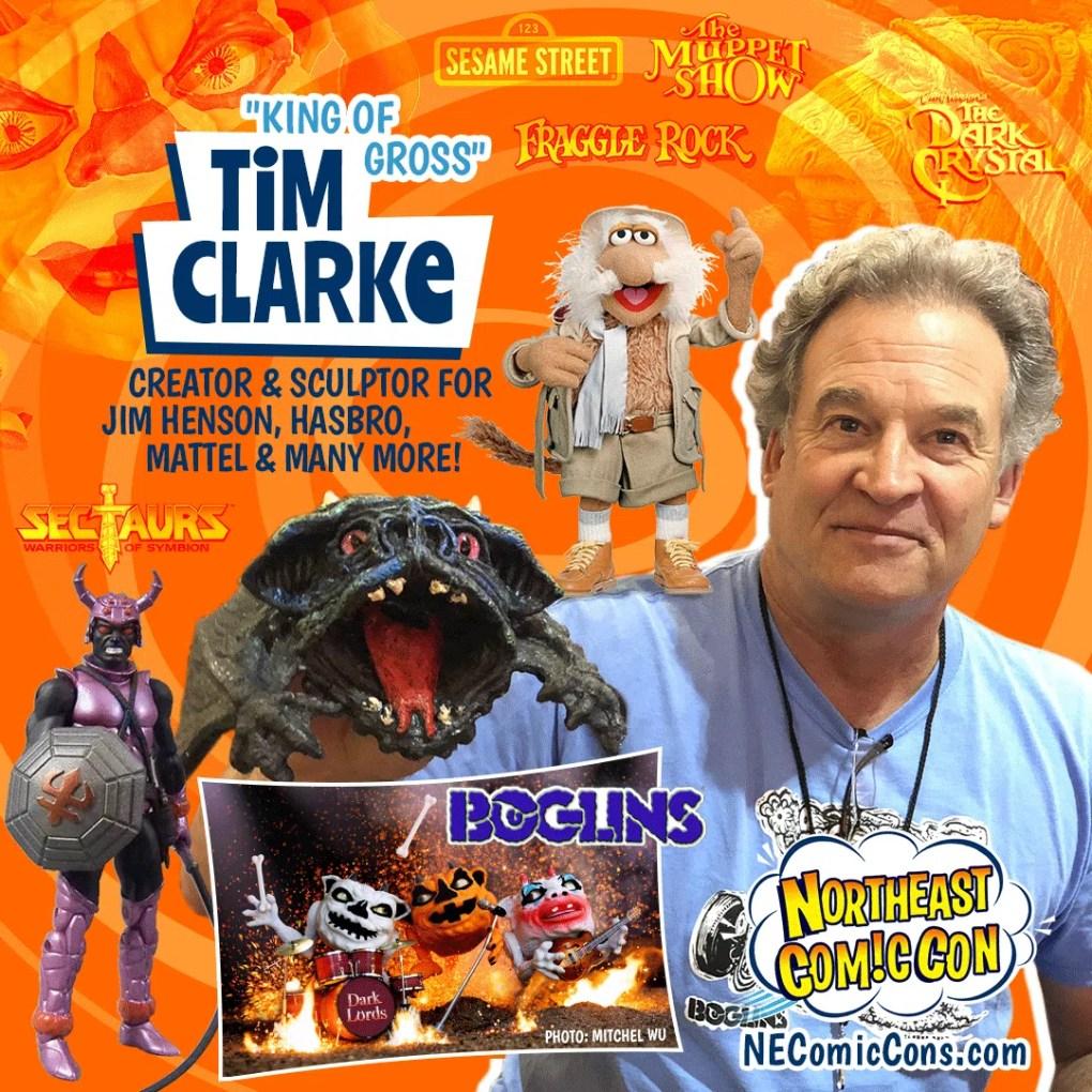 TIM CLARKE - Nov. 26-28, 2021 show