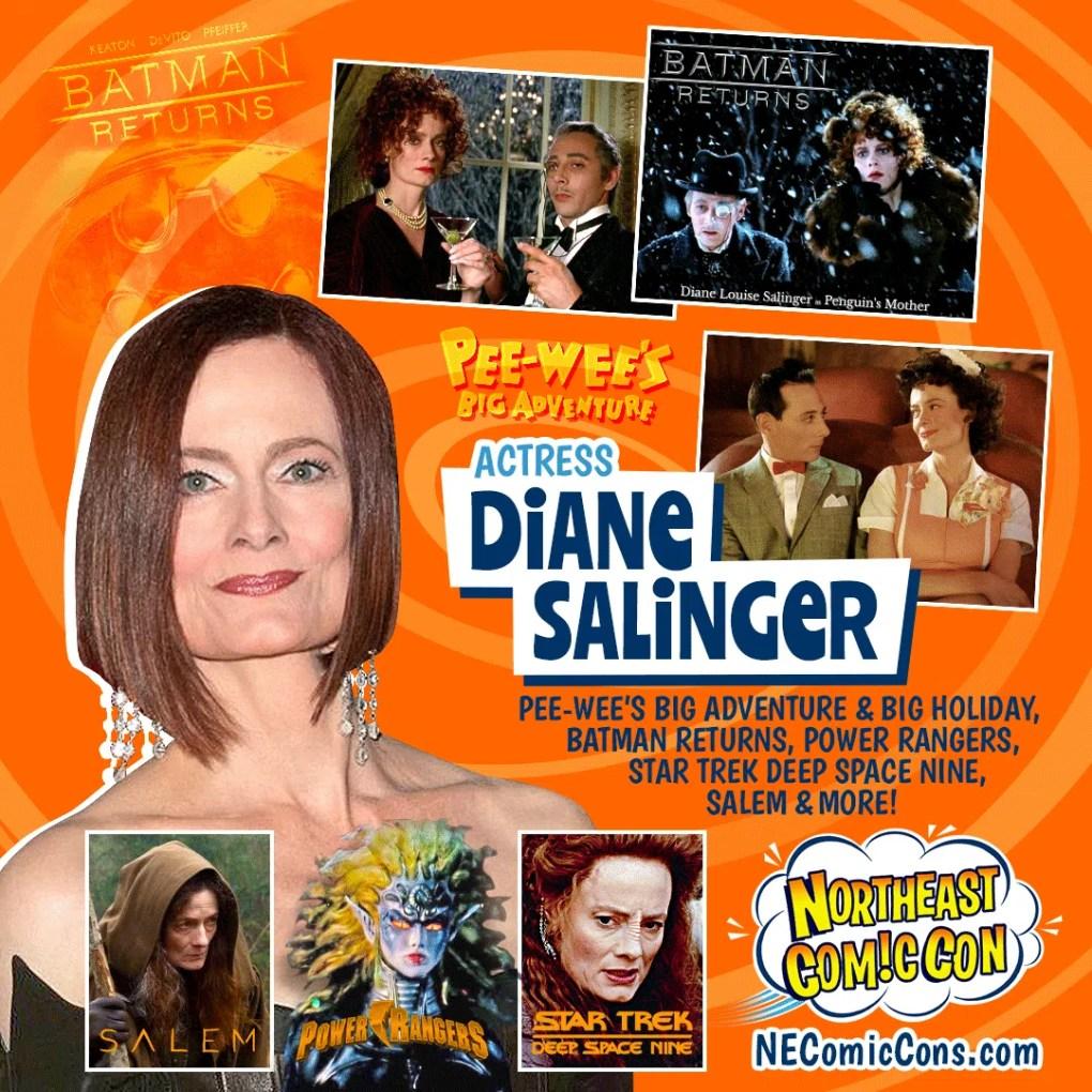 DIANE SALINGER - Nov. 26-28, 2021 show