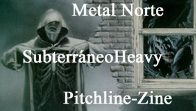 Photo of SUBTERRANEO HEAVY | PITCHLINE | METAL NORTE – Entrevista