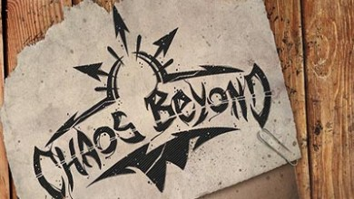 Photo of CHAOS BEYOND (AUS) «The drawing board» CD 2013 (Terrasound Records)