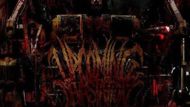 Photo of UPCOMING OF DEVASTATION (ESP) «Visceral hate» CD 2013 (Hecatombe Records)