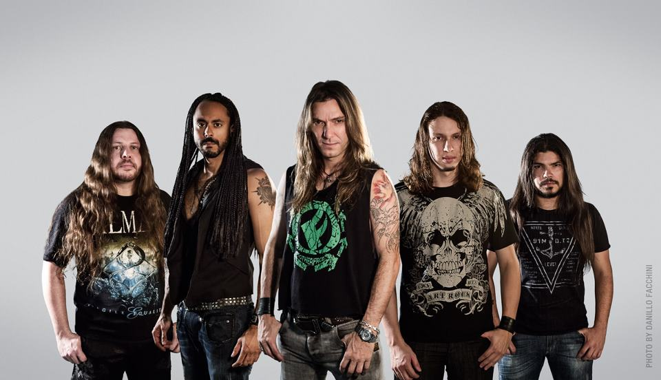 almah band