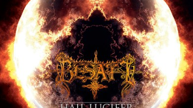 Photo of BESATT (POL) «Hail lucifer / roots of evil» CD 2013 (Warheart Records)