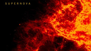 Photo of ELEPHANT RIDERS (ESP) «Supernova» CD 2013 (Paralisis Records)
