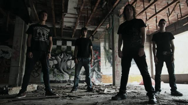 blaze out - head banda