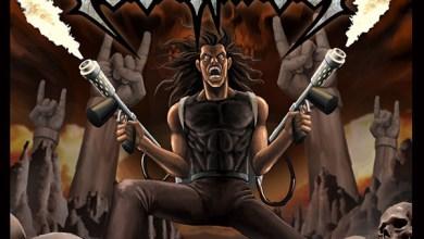 Photo of METRAKILLATOR (ESP) «Sky must burn» CD 2014 (Lullaby records / Metal crusaders Records)