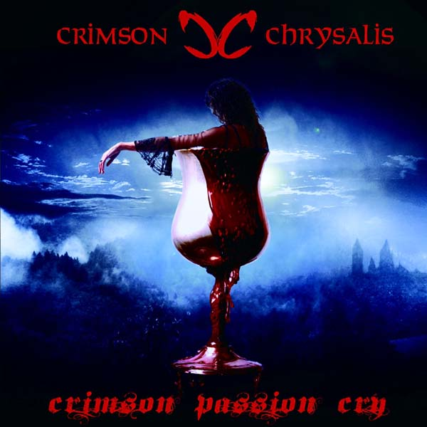 crimson chrysalis - passion web