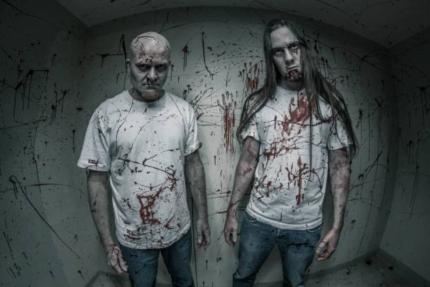 gaped - murderoud banda