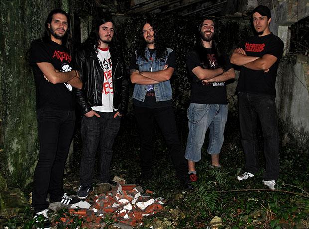 lethal vice - thrash band