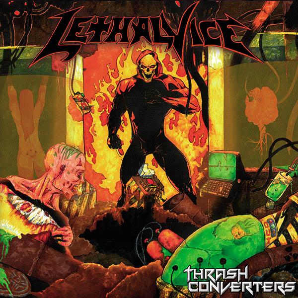 lethal vice - thrash web