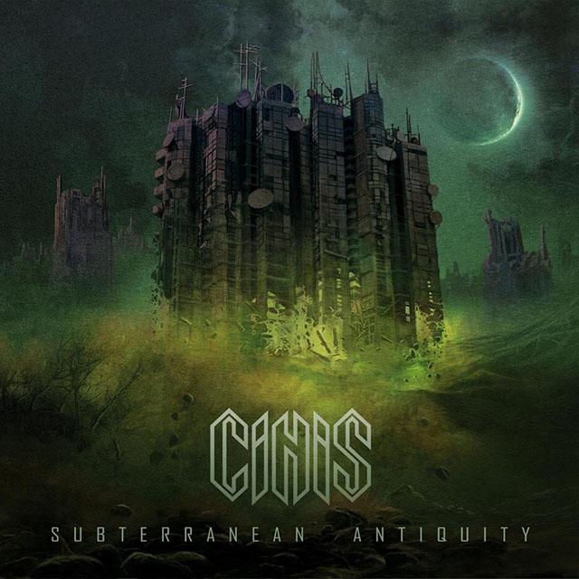 cinis - subterranean web