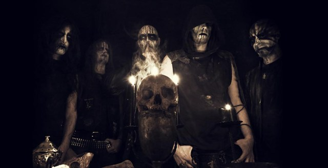 enthroned - soverriegn banda