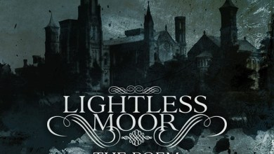 Photo of LIGHTLESS MOOR (ITA) «The Poem – crying my grieff to a feeble dawn» CD 2014 (Worm Hole Death)