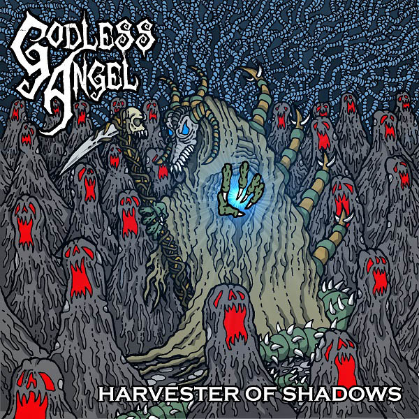 Godless Angel - harvester web
