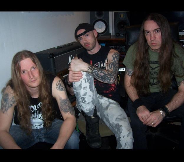 desecration - cemetary banda