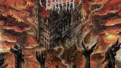 Photo of HEAVING EARTH (CZE) «Denouncing the holy throne» CD 2015 (Lavadome Productions)