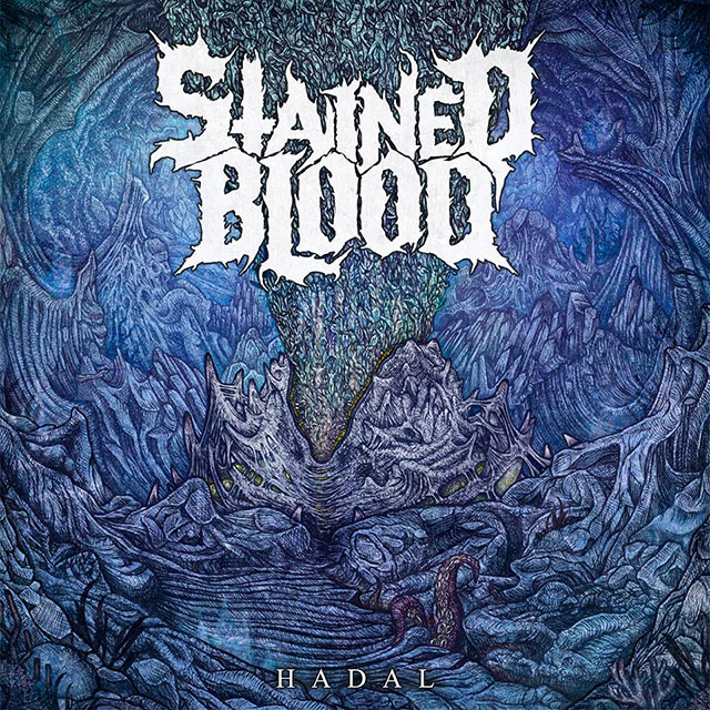 stained blood - hadal web