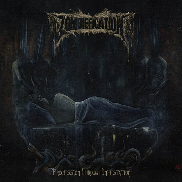 zombiefication - procesion web
