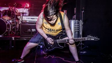 Photo of LIVE SHOTS – NEOMANIAC + AN ENDLESS PATH (Aguere, Tenerife, 07.03.2015)