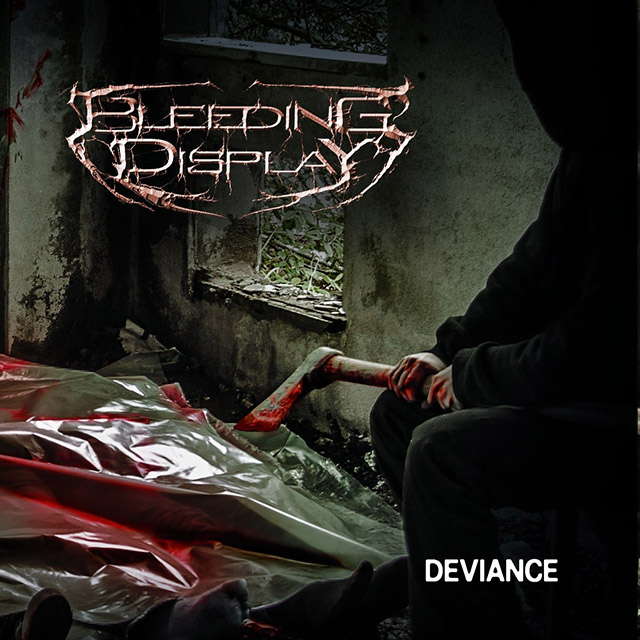 bleeding display - deviance - web