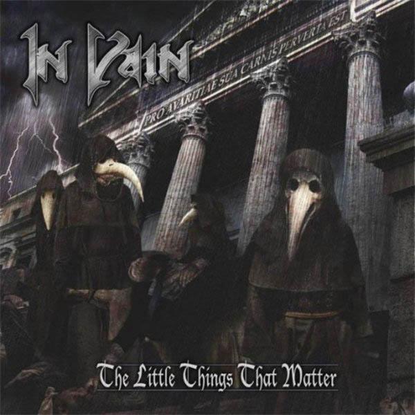 in vain - the little - web