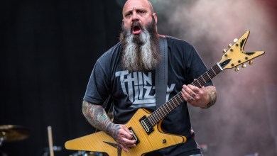 Photo of CROWBAR (USA) «All I had (I gave)» (Live video clip resurrection Fest 2014)