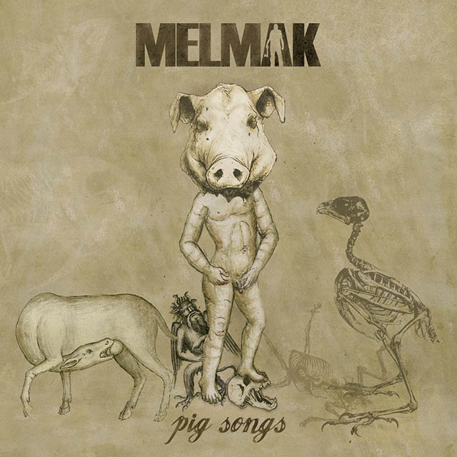 melmak - piug songs