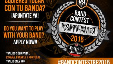 Photo of RESURRECTION FEST BAND CONTEST ESTRELLA GALICIA 2015