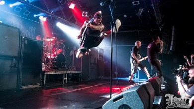 Photo of SICK OF IT ALL + THE GHOST INSIDE + ANGEL DUST 19.04.2015 BARCELONA (HFMN CREW   RESURRECTION FEST)