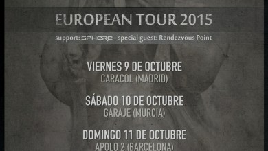 Photo of [AGENDA] LEPROUS + SPHERE + RENDEZVOUS POINT – Gira nacional (MADNESS LIVE!)